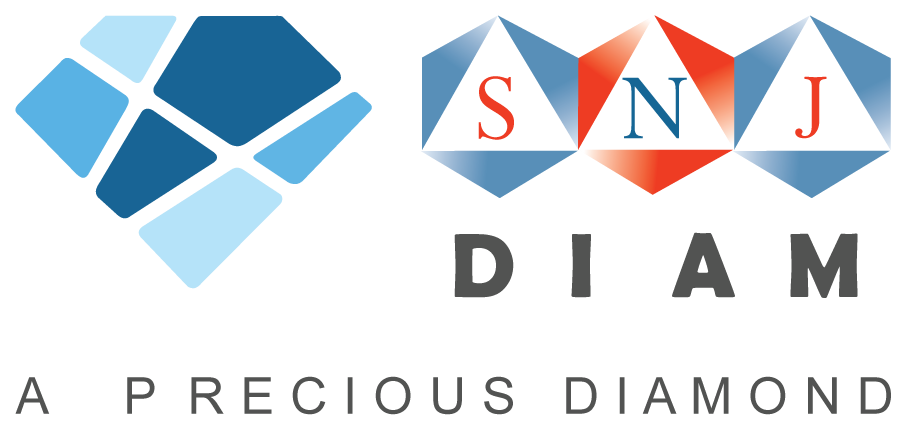 SNJ DIAM - Manufacturer of diamond, white diamond & red